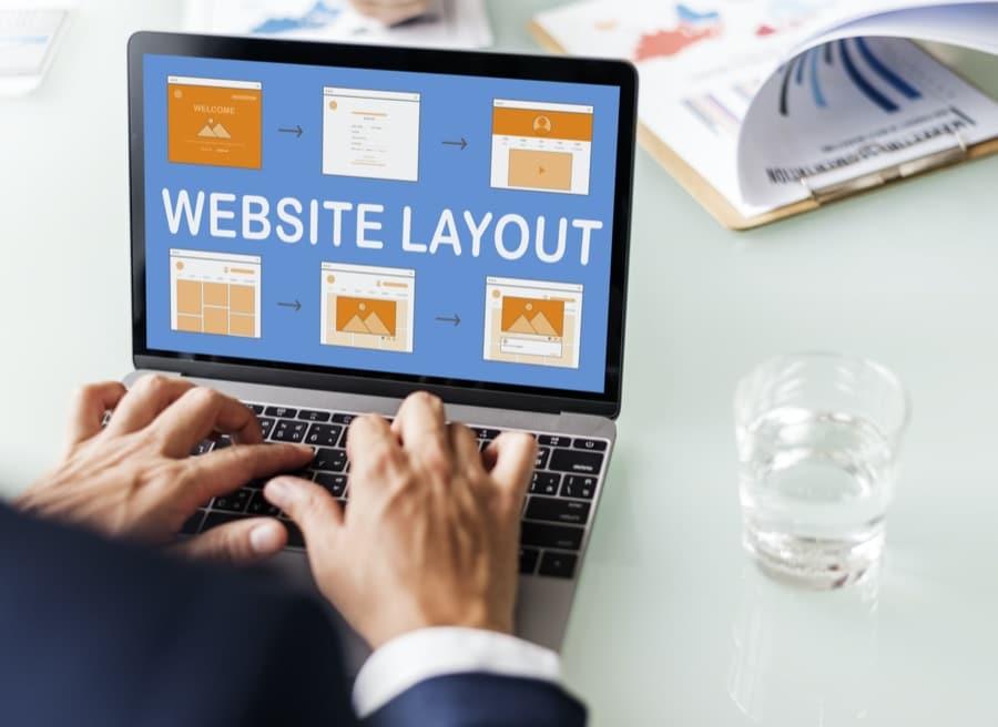 briefing de una página web