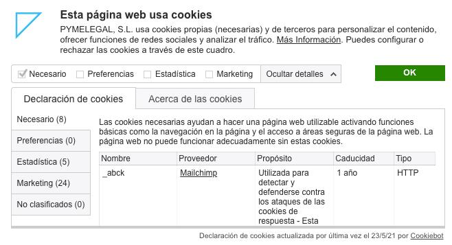 banner cookies